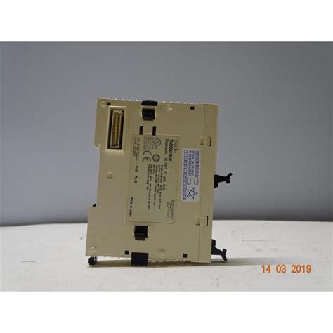 Characteristics extendable PLC base Twido 100 240 V AC