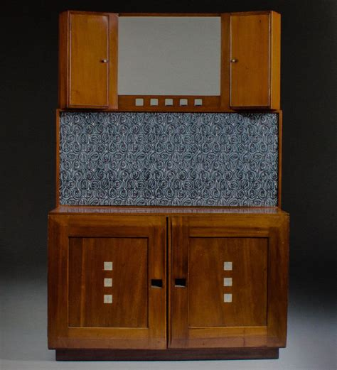 Charles Rennie Mackintosh Inspired SPK Cabinetmaking