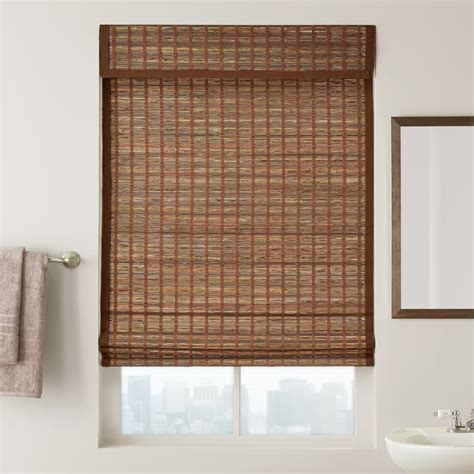 Charlie s Window Coverings Wood blinds Bamboo Shades
