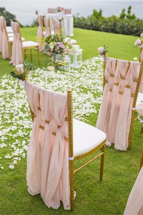 Cheap Chair Covers Rentals to Enhance Wedding Decoration