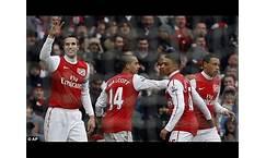 Chelsea vs Arsenal 3-5 Highlights Video 2011 Robin Van ...