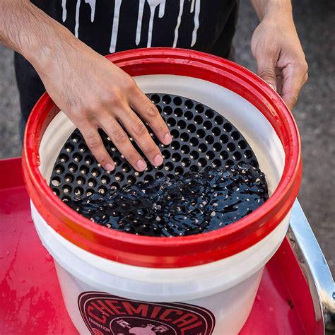 Chemical Guys Cyclone Dirt Trap Car Wash Bucket Insert