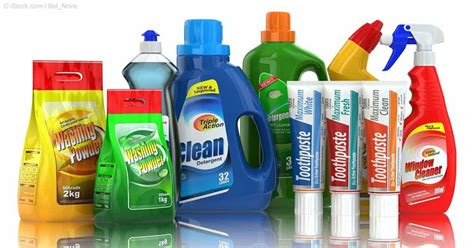 Chemical Information Household Products Database
