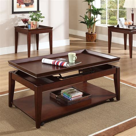 Cherry Coffee Tables Walmart