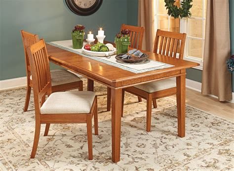 Cherry Dining Table Woodsmith Plans