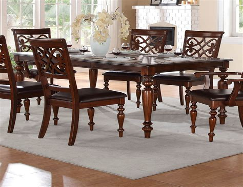 Cherry Wood Dining Table eBay