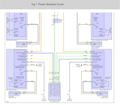 power window wiring diagram chevy images wiring diagrams relay chevy tahoe power window wiring diagram chevy electric
