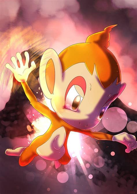 Chimchar Wallpapers Chimchar Backgrounds Chimchar Images
