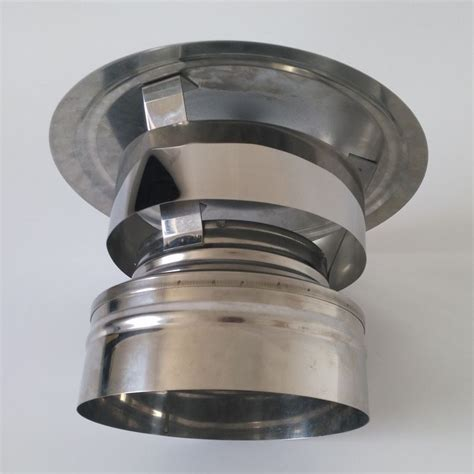 Chimney Products Stove Pipe Caps Flue Pipe Wood Stove