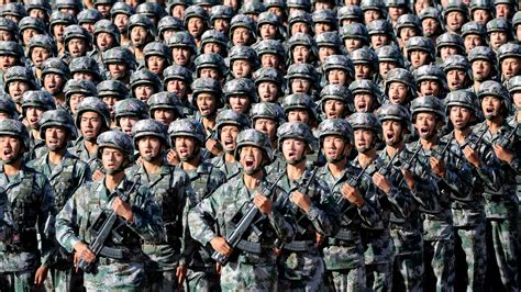 China Shows Off Military Might as Xi Jinping Tries to