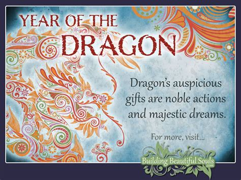Chinese Astrology Animal Sign Dragon