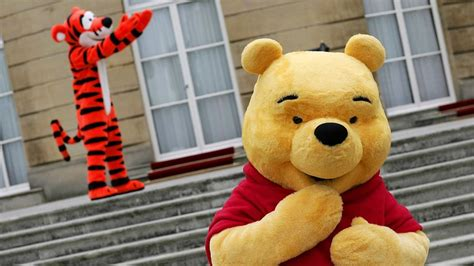 Chinese Censors Have Apparently Blocked Winnie the Pooh