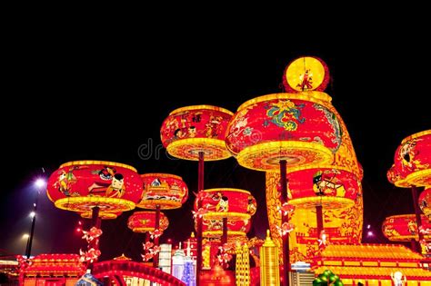 Chinese Lantern Festival Adds 30 000 New Visitors