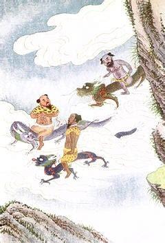 Chinese Mythology Myth Encyclopedia god story