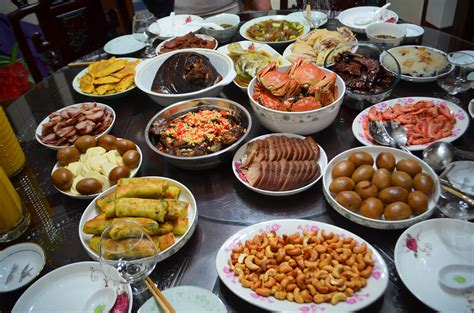Chinese New Year Food Recipes Food Wine