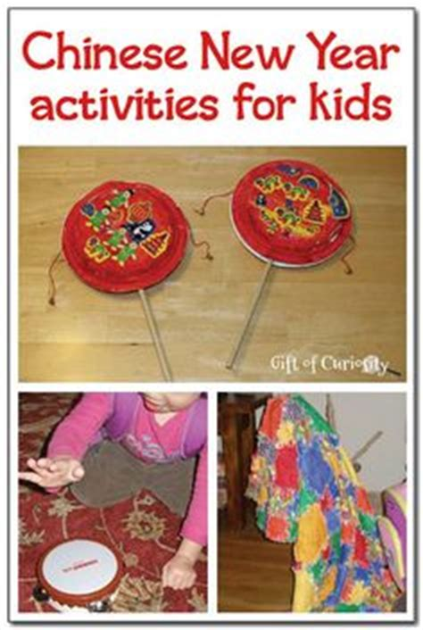Chinese New Year activities for kids Gift of Curiosity