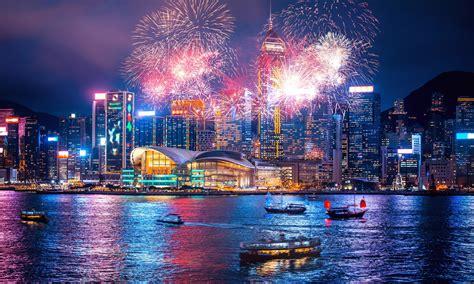 Chinese New Year celebrations Hong Kong Tourism Board