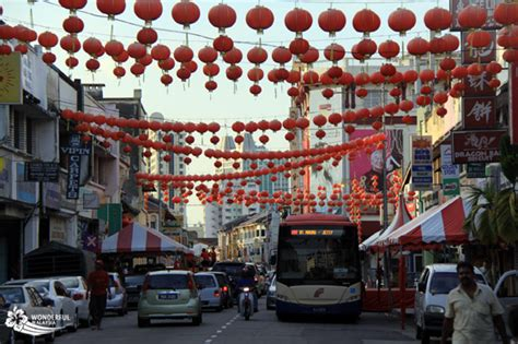 Chinese New Year in Malaysia Attractions Wonderful