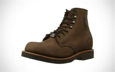Chippewa Men s 6 Rugged Handcrafted Lace Up Boot