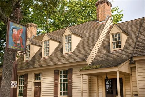 Chowning s Tavern Colonial Williamsburg