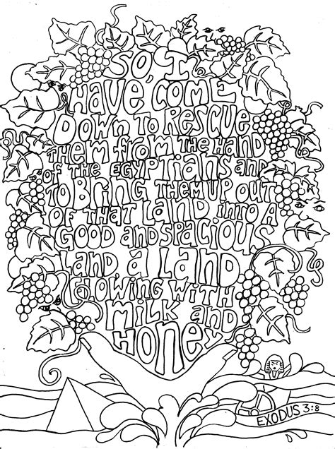 Christian coloring book pages Bible Coloring Pages