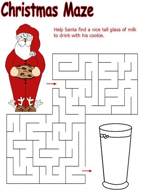 Christmas Activities for Children dltk holidays