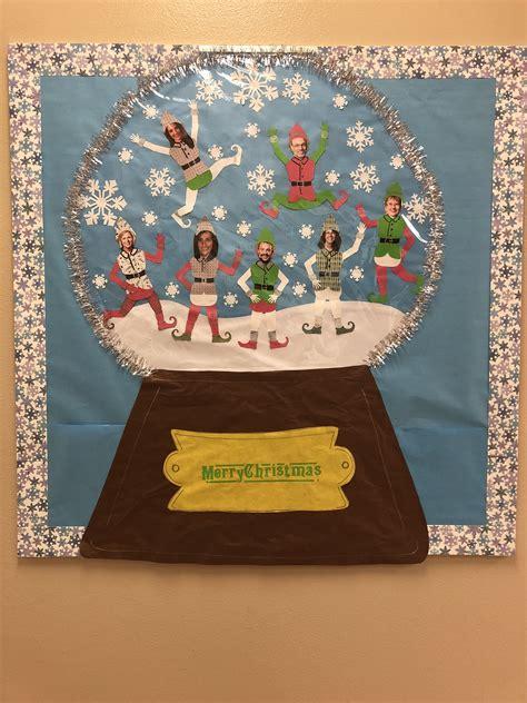 Christmas Bulletin Boards Door Decorations