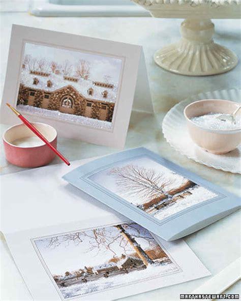 Christmas Cards Martha Stewart