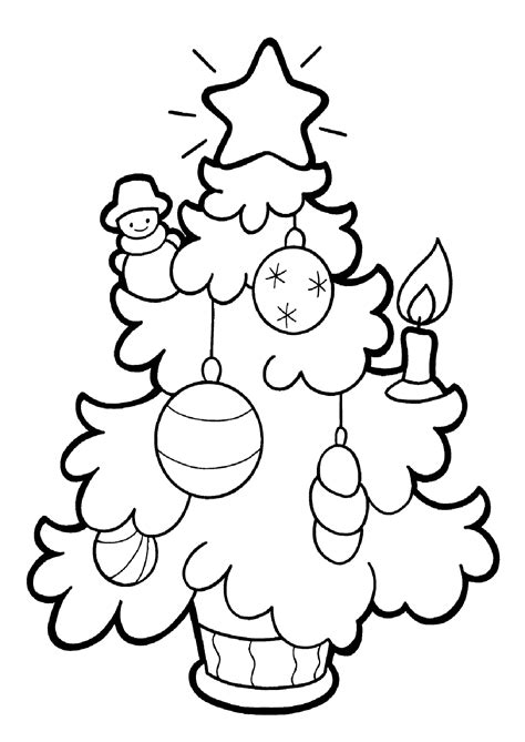 Christmas Coloring Pages Coloring Kids