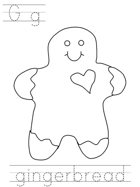 Christmas Coloring Pages and Tracer Pages dltk holidays
