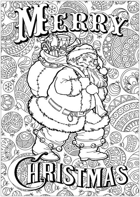 Christmas Coloring Sheets Free and Printable