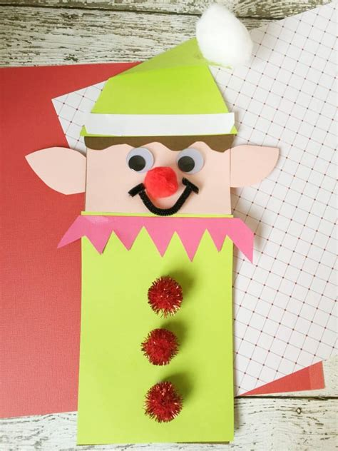 Christmas Crafts Christmas Crafts For Kids Paper