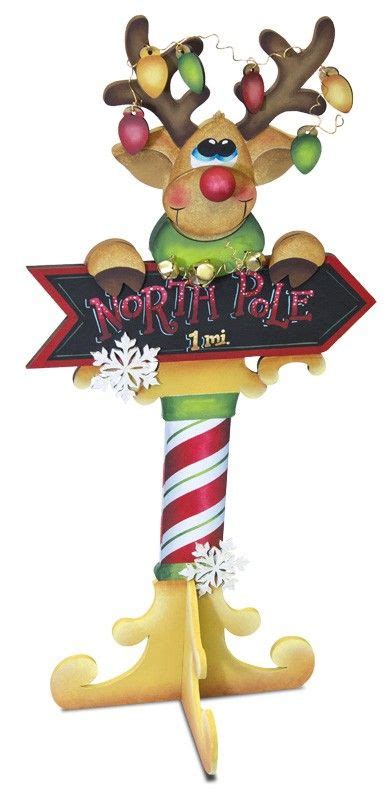 Christmas Crafts Printables Patterns North Pole Christmas