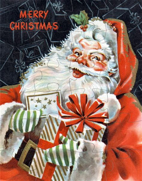 Christmas Jigsaw Puzzles Free Kids Games Coloring