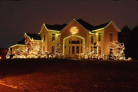 Christmas Lights For Outside Of House
