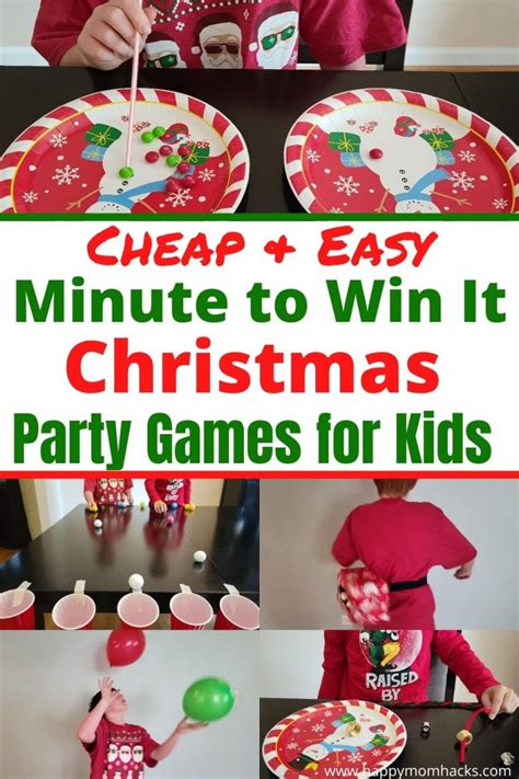 Christmas Party Games Moms Who Think