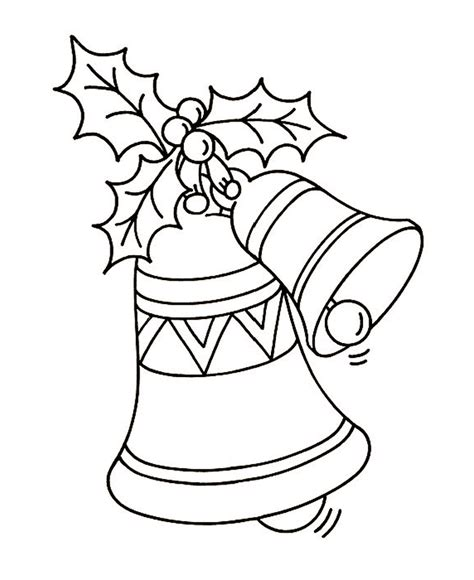 Christmas Printable Templates Coloring Pages