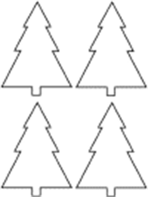 Christmas Simple Shapes Coloring Pages dltk holidays