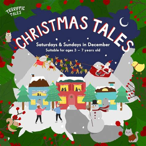 Christmas Tales The Storytelling Resource Centre