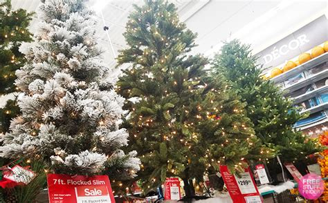 Christmas Trees Michaels Stores