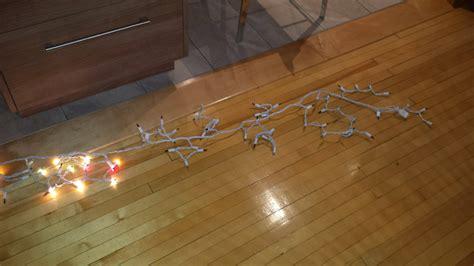 Christmas lights half on half off why Houzz