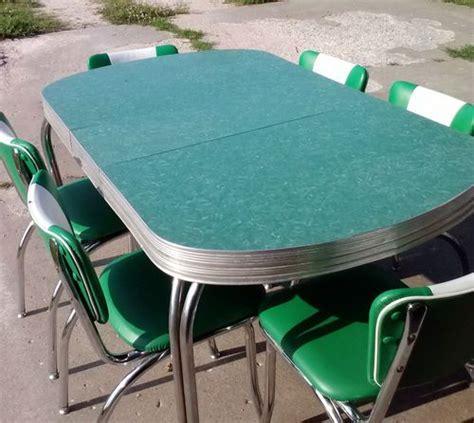 Chrome Dining Table eBay