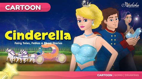 Cinderella Fairy tales and stories for children YouTube