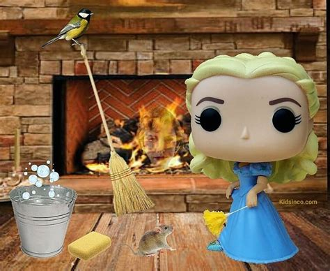 Cinderella K I D S I N CO Free Playscripts for Kids