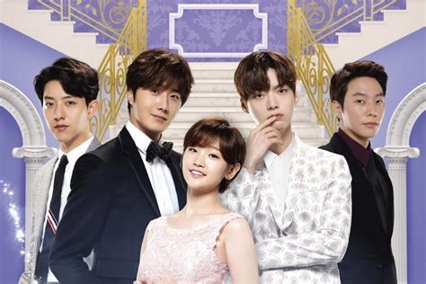 Cinderella and Four Knights AsianWiki