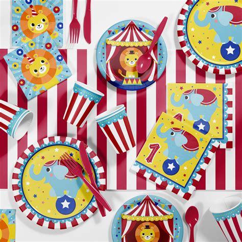 Circus Party Supplies Walmart