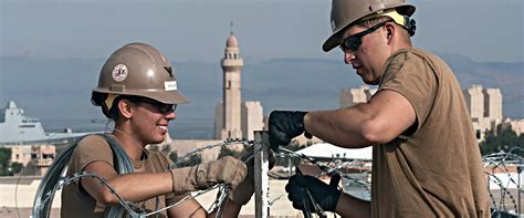 Civil Engineering Jobs in the Military Navy