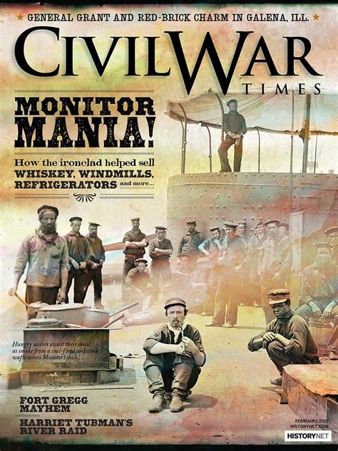 Civil War Times Magazine HistoryNet