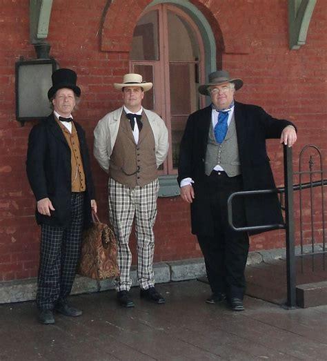 Civil War mens clothing USHist