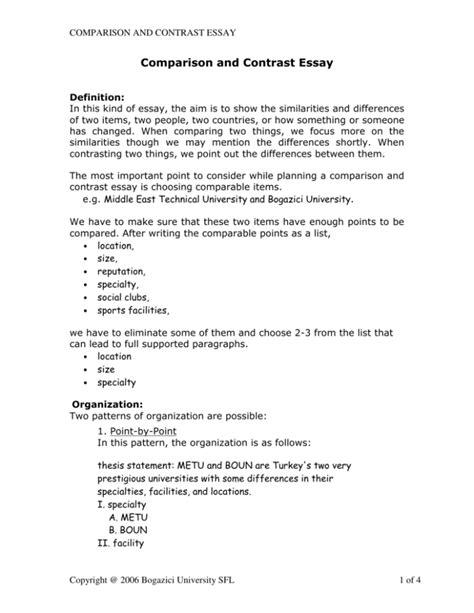 Classification Essay boun edu tr